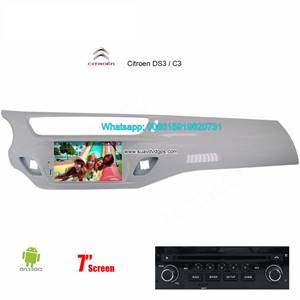Citroen DS3 C3 smart car stereo Manufacturers