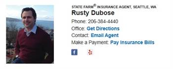 State Farm Seattle | Agent Rusty Dubose