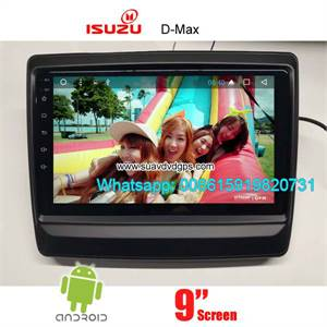 Isuzu D-Max 2019 2020 Android car player