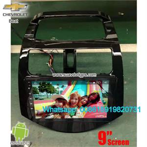 Chevrolet Beat Android car player