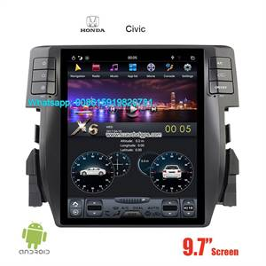 Honda Civic tesla smart car stereo Manufacturers