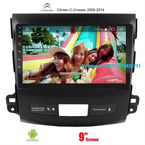 Citroen C-Crosser smart car stereo Manufacturers