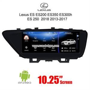 Lexus ES250 ES200 ES350 ES300h 2013-2017 smart car stereo Manufacturers